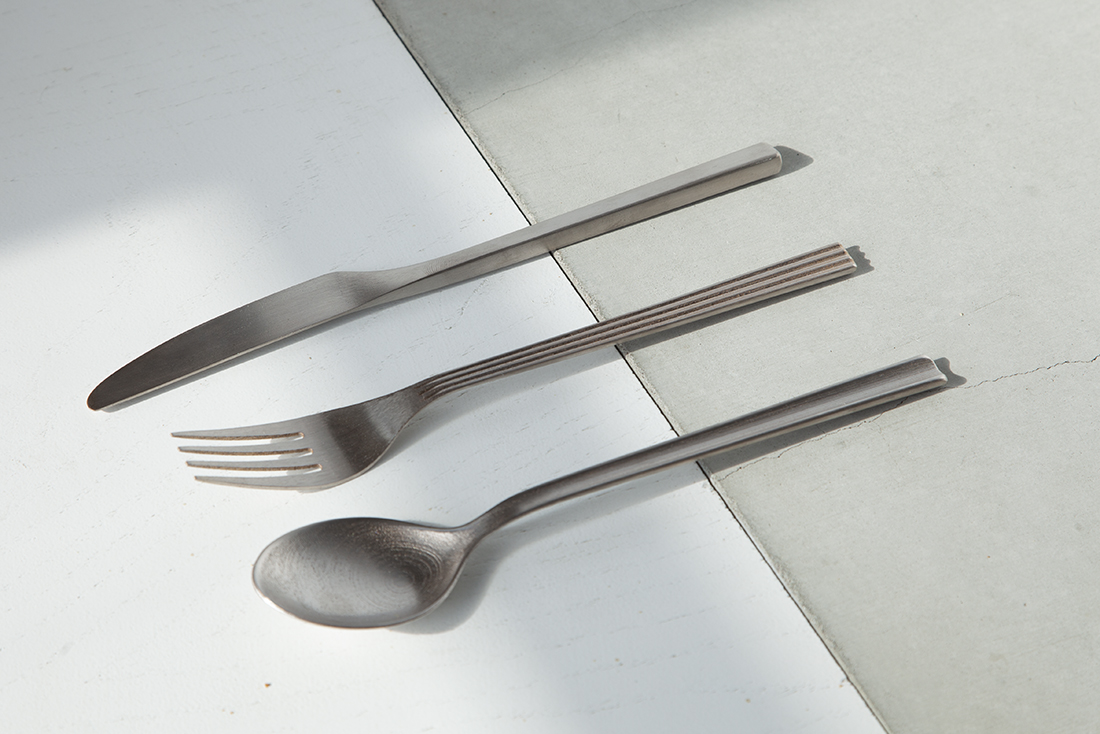 See-eat-through by Aurore Brard Inclusive design , tableware for visually impaired people